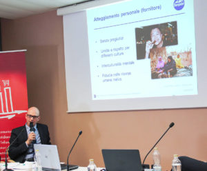 Convegno TuttoFood-intervento Luca Fontana Bergader Italia