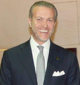 Paolo Fiorelli, presidente e aministratore delegato Mbe Worldwide