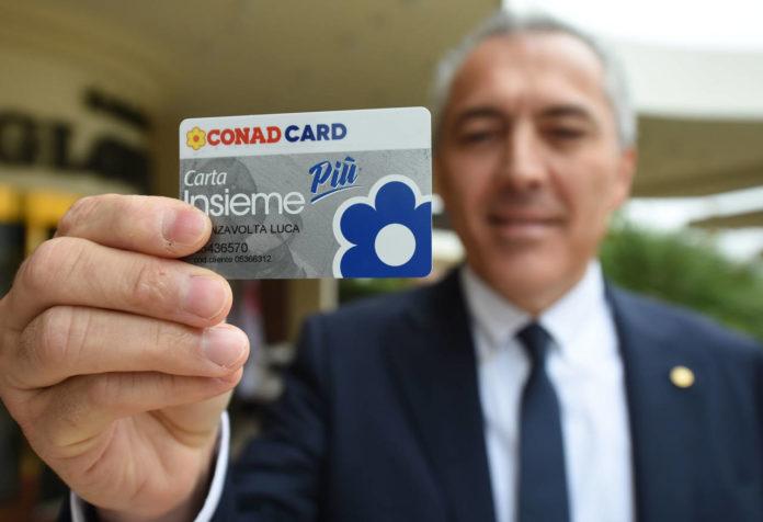 Cia Conad card