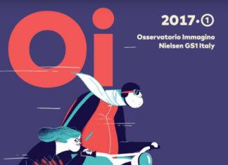 La copertina dell'Osservatorio Immagino di GS1 Italy e Nielsen