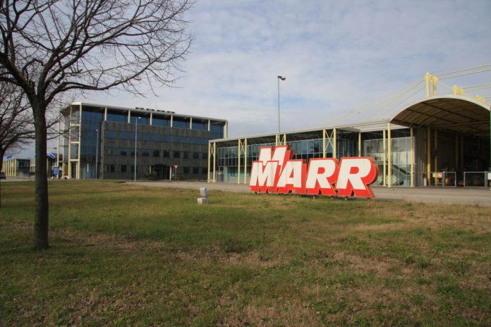 Il primo semestre Marr: la sede aziendale a Rimini