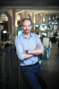 Rubin Ritter, co-Ceo di Zalando