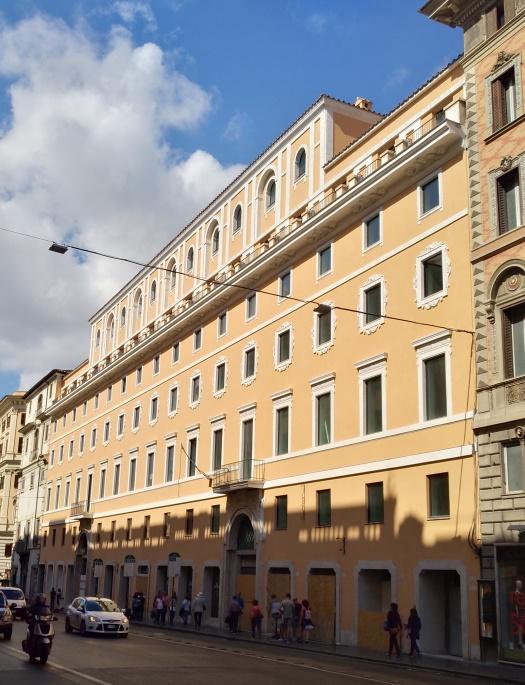 La rinascente roma arcadis firma il nuovo flagship store for Rinascente via del tritone ristorante