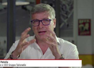 Massimo Petrella, Presidente e Ceo di Gruppo Tailoradio