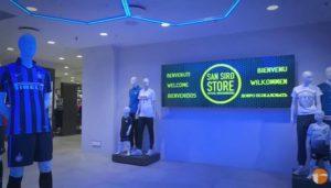 """San Siro Store - Un """"negozio del futuro"""" progettato da Tailoradio"""