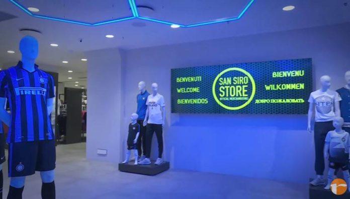 San Siro Store - un progetto Tailoradio