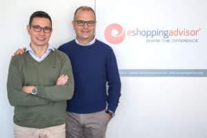 Carboni e Ghiani founder eShoppingAdvisor-(©-foto-S.Novellu)