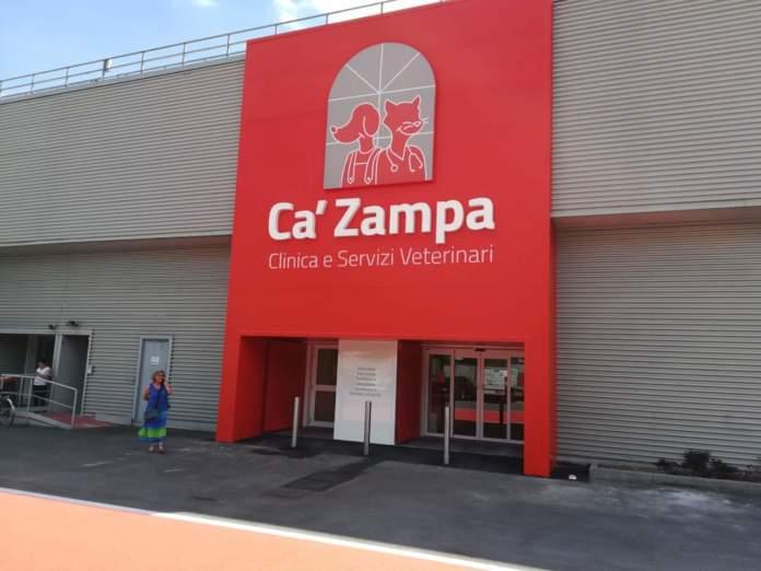 Risultati immagini per NASCE CA' ZAMPA, , LA PRIMA CLINICA VETERINARIA INTEGRATA ITALIANA