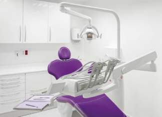 foto interno clinica Dentix