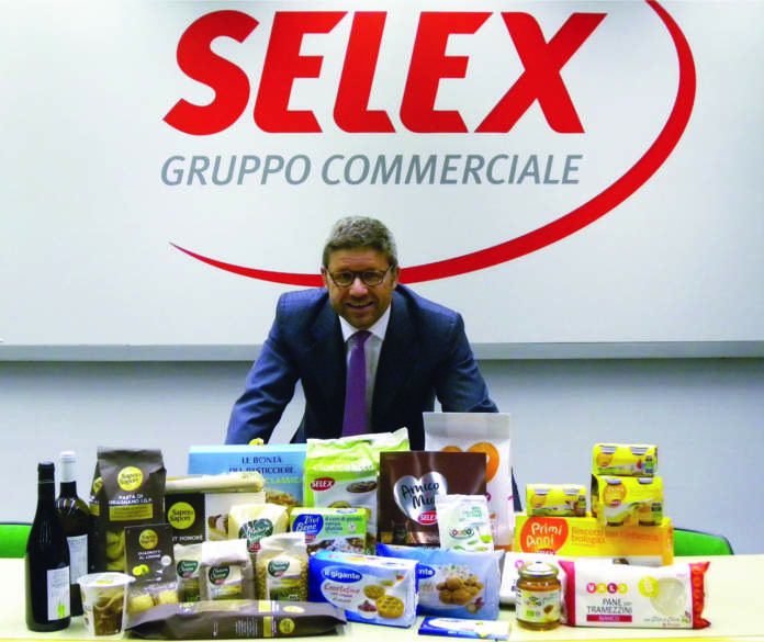 Maniele Tasca, direttore generale del Gruppo Selex