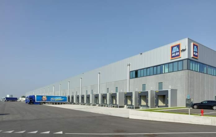 Centro Logistico Oppeano_Aldi