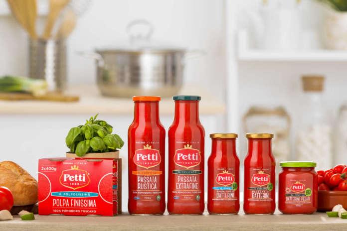 Conserve rosse Petti 100% Toscane