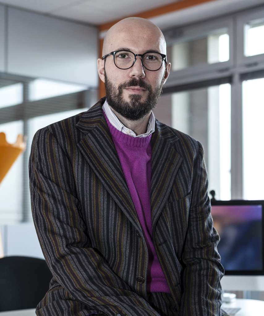 Antonio Rainò responsabile Marketing Halldis