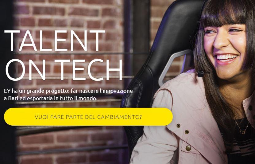 Talent on tech, per valorizzare i talenti digitali del Sud Italia