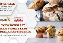 Talk online. Il new normal della panetteria e della pasticceria: dati, tendenze e soluzioni