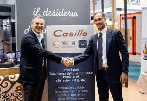 Casillo lavora sulle filiere