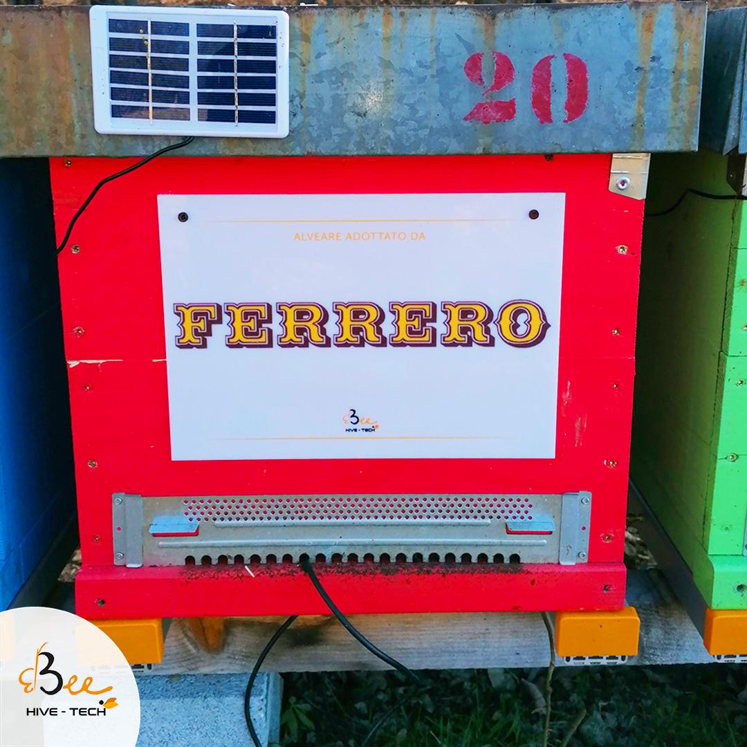 Ferrero per le api