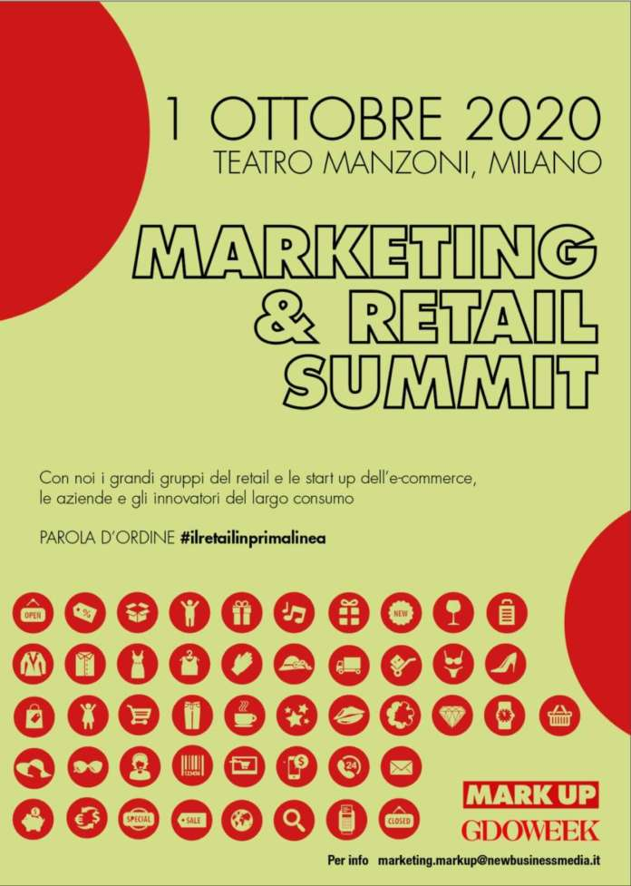 Marketing e Retail Summit 2020