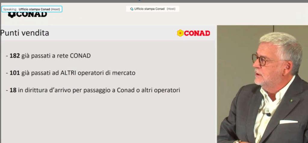 Conad-Auchan punti di vendita