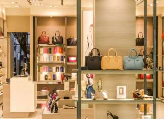negozio lusso borse alta gamma