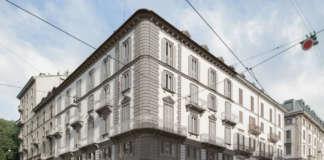 Milano via Arco, La Esse