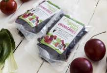 UPM Raflatac etichetta Cranberries