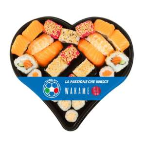 Wakame sushi box europei 2020