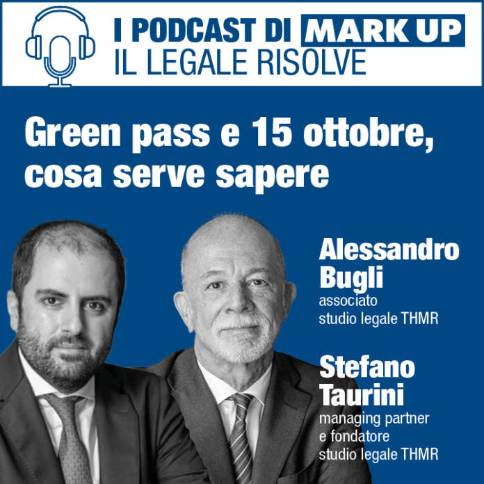 podcast green pass